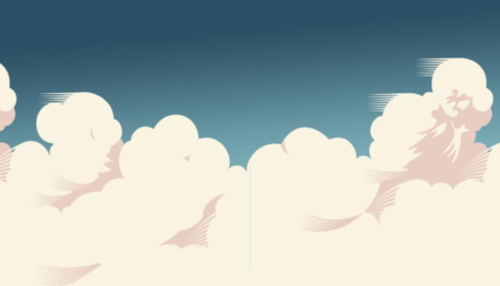 cloud-hscroller