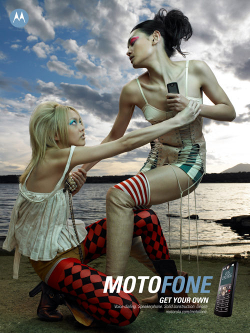 MOTOFONE : Get Your Own : Beach