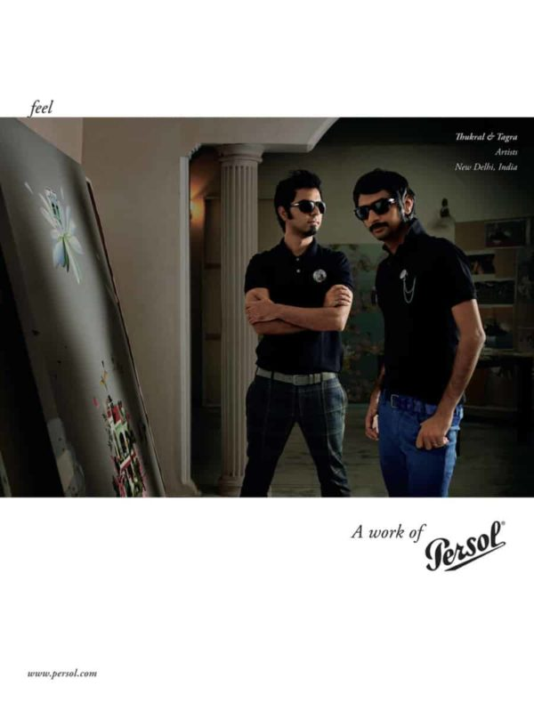 Persol : A Work Of : Thukral & Tagra