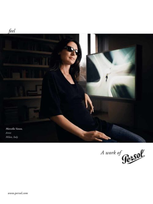 Persol : A Work Of : Marcello Vanza