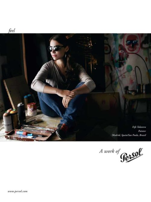 Persol : A Work Of : Fefe Talavera